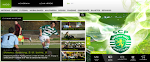 Site Oficial do Sporting