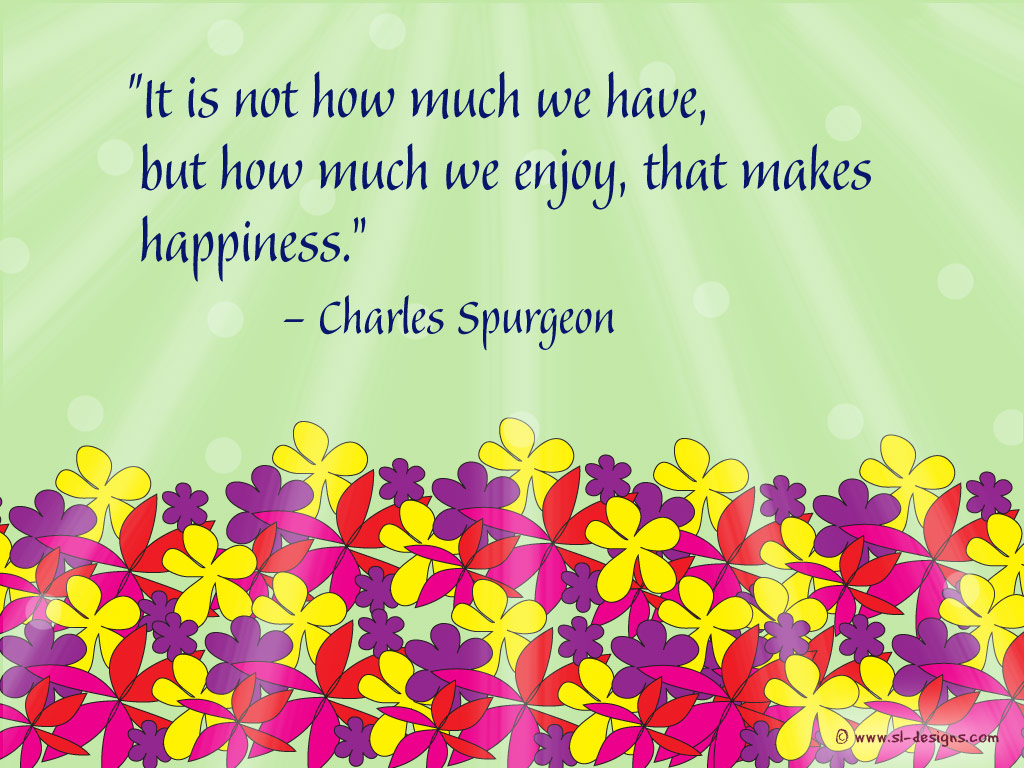Quotes On Happiness Quotes About Happiness  Quote5