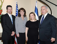 Palins Guests of Prime Minister and Mrs. Netanyahu