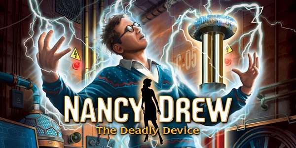 Free Download Nancy Drew The Deadly Device PC Game