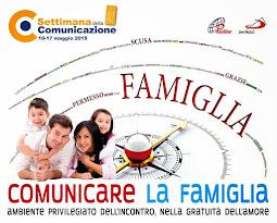 Festival della Comunicazione, Cosenza, Italia:       10 - 17 maggio 2015