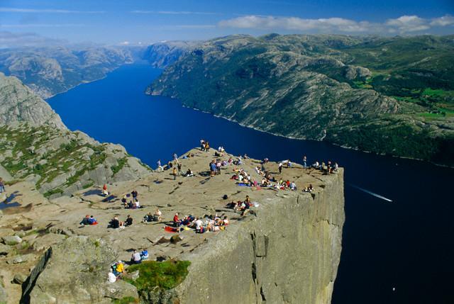 ferie i syden Bergen