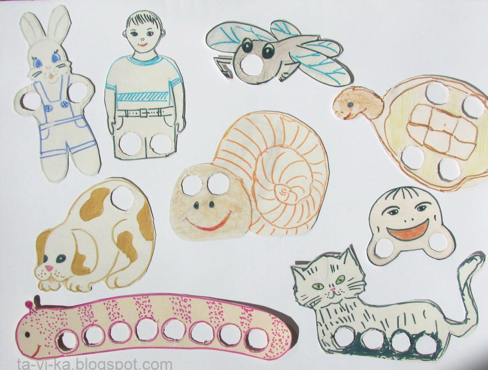 Картинка нос для детей