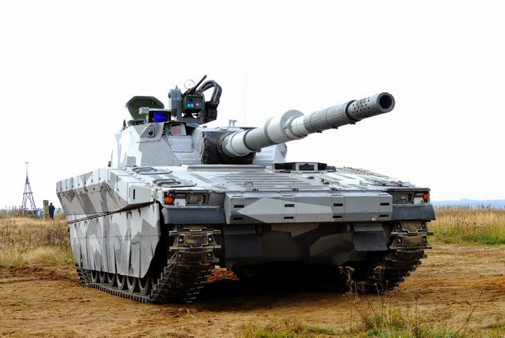 Pilihan Kubah Yang Tepat Untuk Tank Medim Pindad