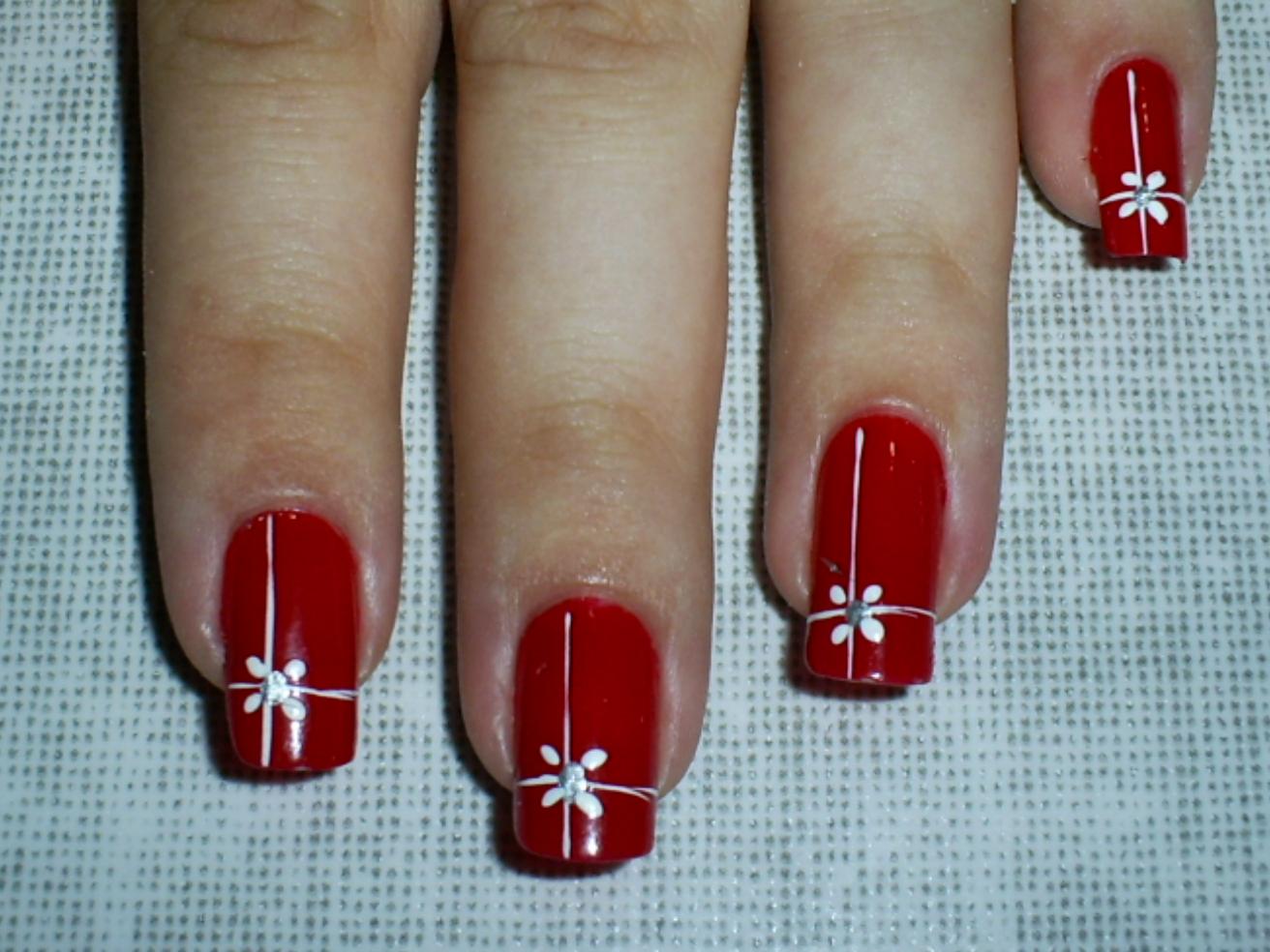 Paso a paso uñas decoradas Minnie - YouTube