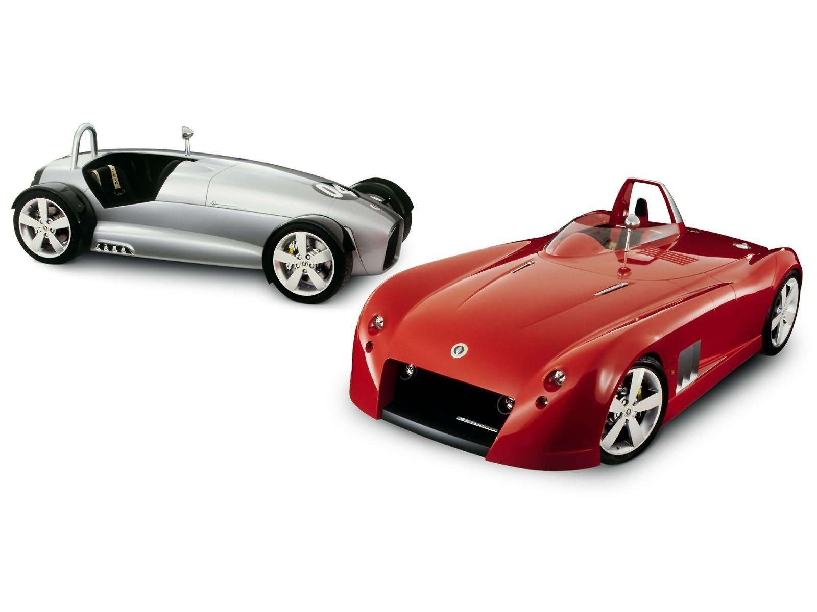 Hình ảnh xe ô tô Elfin Clubman MS8 2004 & nội ngoại thất