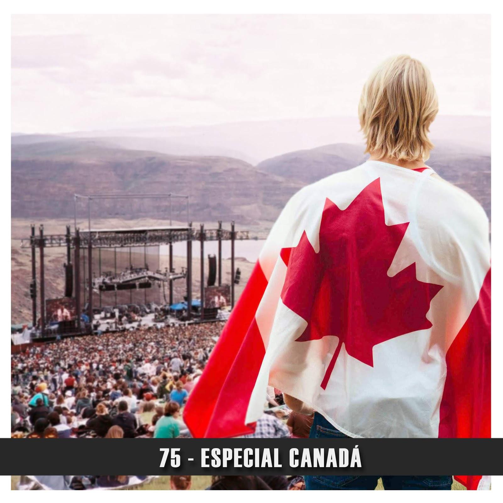 Doublecast 75 - Especial Canadá