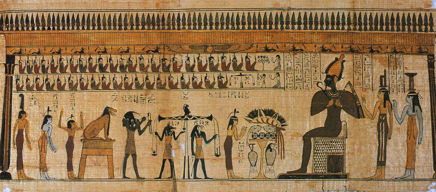 an analysis of the book of the dead and the egyptian afterlife Papyrus of ani egyptian book of the dead 240 bc the papyrus of ani (the egyptian book of the dead) translated by ea wallis budge hymn to osiris homage to thee, osiris, lord of eternity, king of the gods, whose names are manifold, whose.
