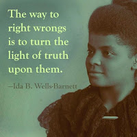 Quotation Picture Ida B Wells