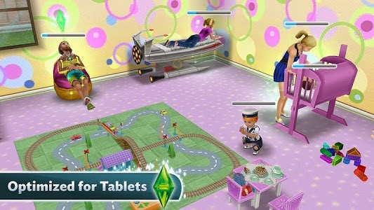 The Sims Free Play - apk - data - android games