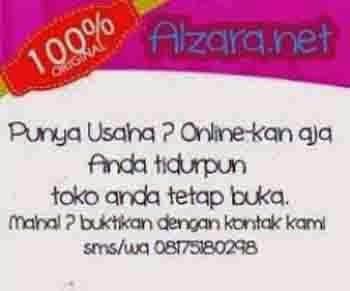 Toko Online Alzara