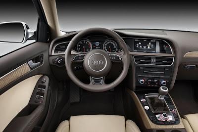 Audi A4 b8 2012