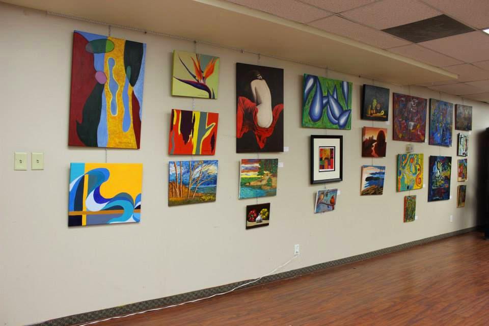Pinceles Latinos Art Show 2014