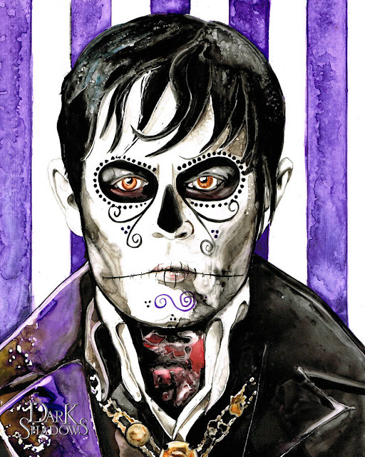 Day of the Dead Barnabas por RachaelRossman