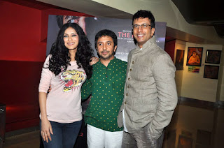 Nandana Sen and Jaaved Jaaferi