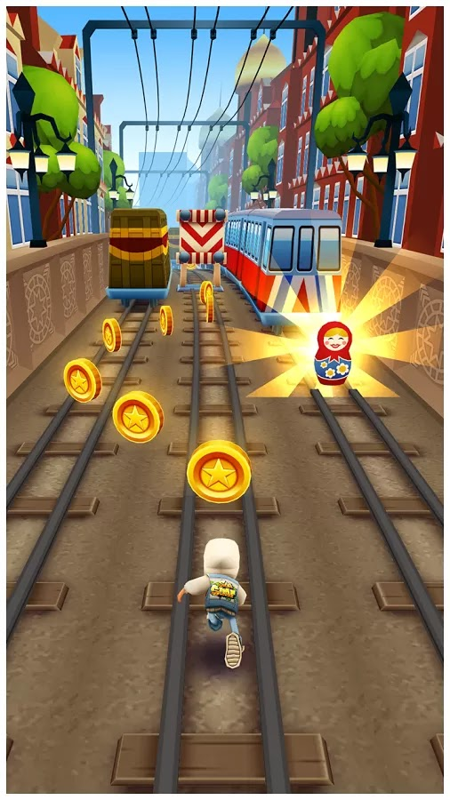 Subway Surfers Moscow v1.14.0 Mod (Unlimited Everything)
