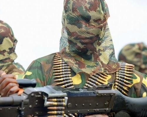 Boko Haram Kuasai Pangkalan Militer di timur laut Nigeria