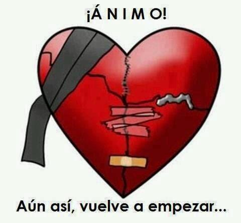 Frases para dedicar de corazones rotos - Imágenes de facebook ...
