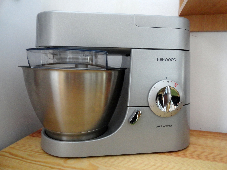 Pieczywo na zakwasie kenwood chef premier for Kitchenaid vs kenwood chef