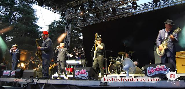 Madness. Festival Les Déferlantes. 2013. Show. Live