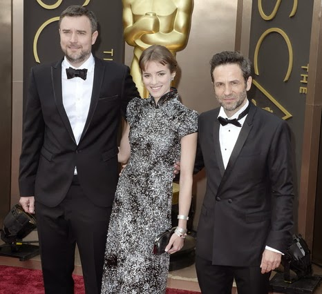 Oscar's, 2014, camisas, camiseros, camisería, menswear, red carpet, MiDTe, Esteban Crespo,