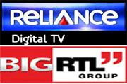Reliance Digital TV and BIG RTL Crack Distribution Deal