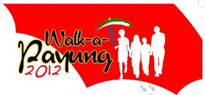 Walk-A-Payung 2012!