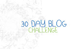 SAY.baby# 30 DAY BLOG CHALLENGE!