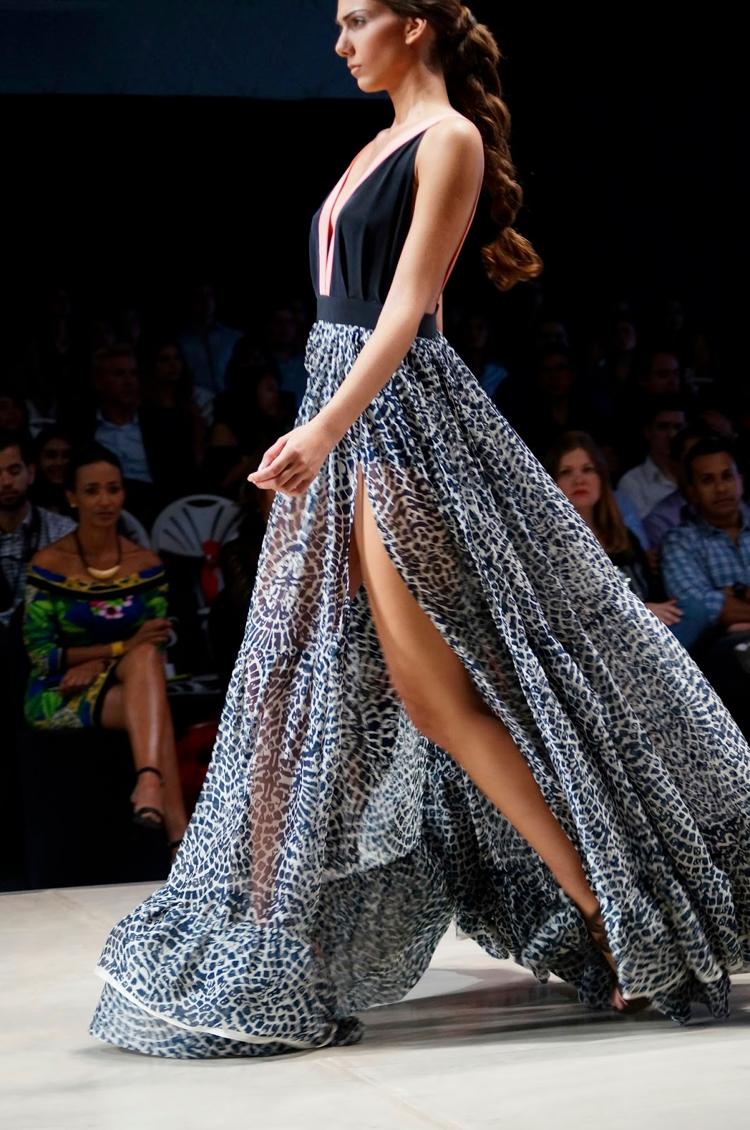 Pasarela Panama Fashion Week 2014, Kris Goyri
