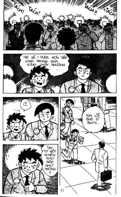 Jindodinho - Đường Dẫn Đến Khung Thành III Tập 26 page 31 Congtruyen24h