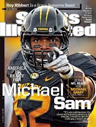 MICHAEL SAM, FIRST OPENLY GAY NFL PLAYER ...