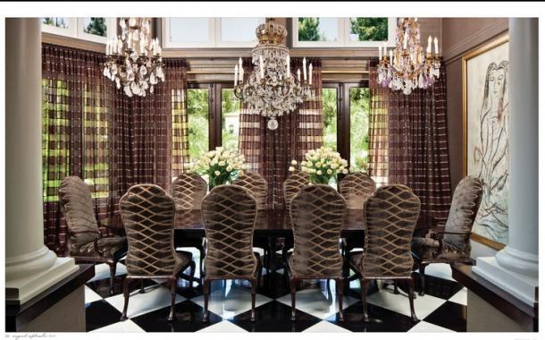 Designhaven kardashian jenner house for Decoration maison kourtney kardashian