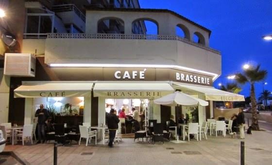 Restaurante BRASSERIE BELGA en Calpe