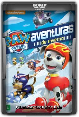 Paw Patrol - Aventuras de Inverno Torrent Dublado