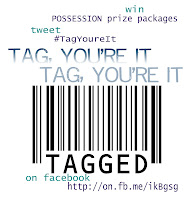 Tag You're It Contest