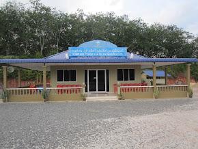 Bangunan Utama Madrasah Ibnu Mas'ud
