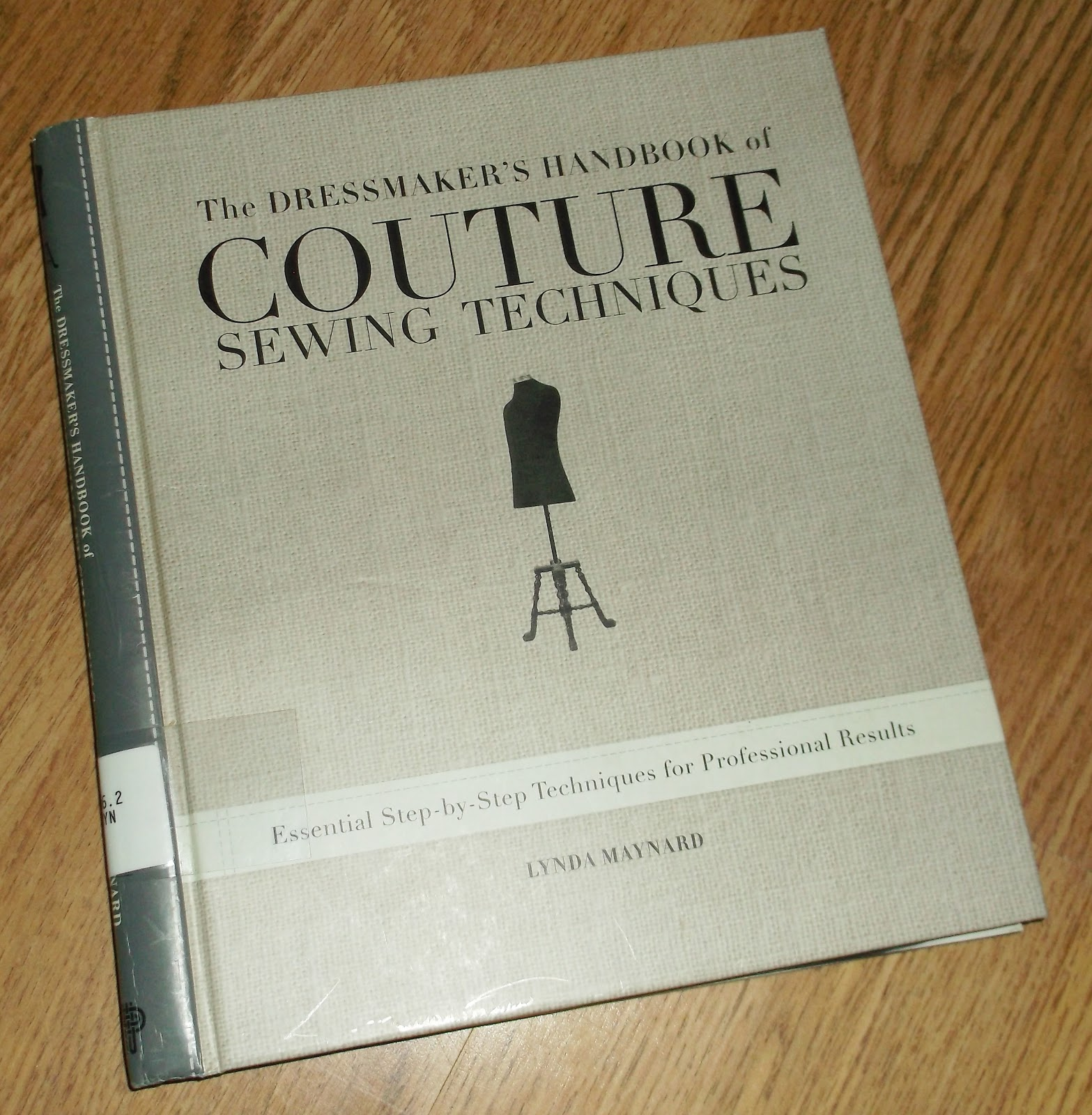 La sewista quot couture sewing techniques book review