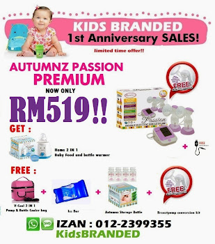 AUTUMNZ PREMIUM SET