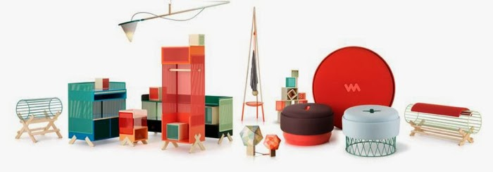 modern collection of furniture from Note Design Studio