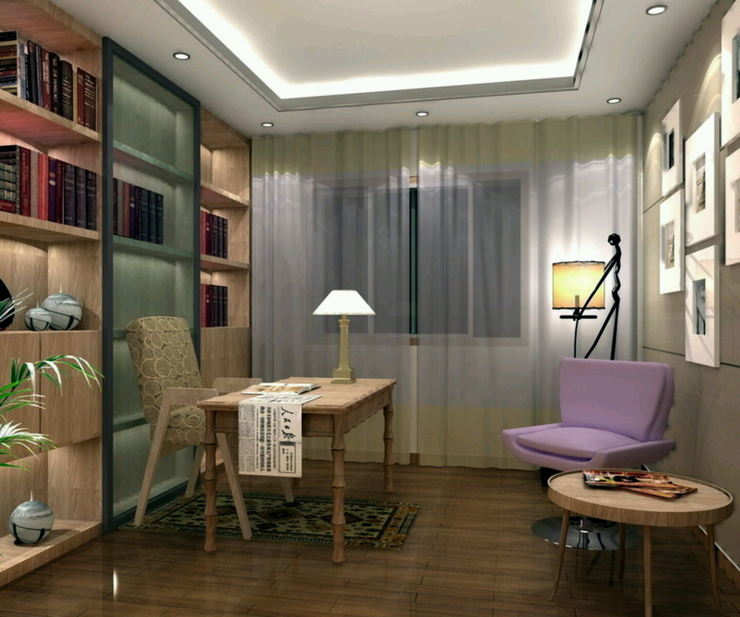 Furnitures Designs modern furniture: study rooms furnitures designs ideas.
