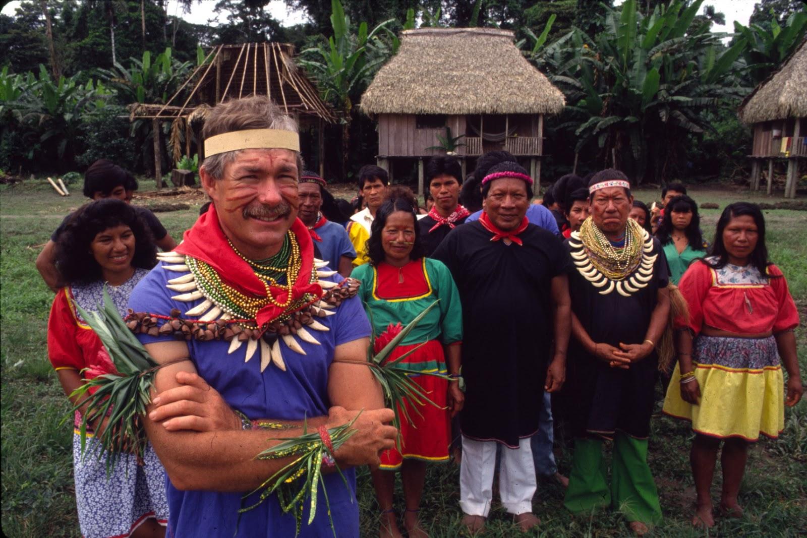Grupos Etnicos del Ecuador: Ai'Cofan