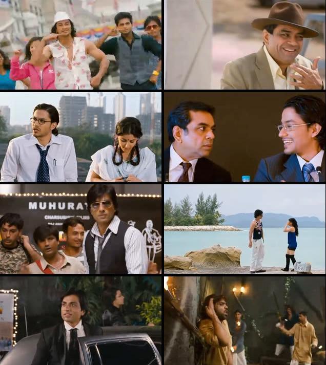 Dhoondte Reh Jaoge 2009 Hindi DVDRip 480p