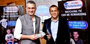 Tata Sky launches scholarship for kids