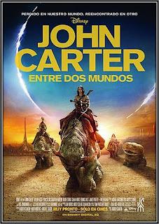 John Carter [2012] | 3gp/Mp4/DVDRip Latino HD Mega
