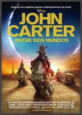 John Carter: Entre Dos Mundos (2012) Español Latino DVDRip
