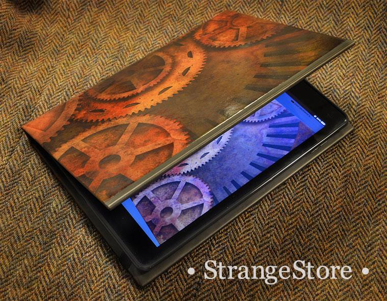 steampunk ipad air, steampunk case, steampunk, strangestore, powis case,