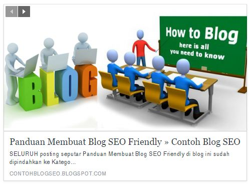 Memunculkan Deskripsi Posting Blog Saat Dishare ke Facebook