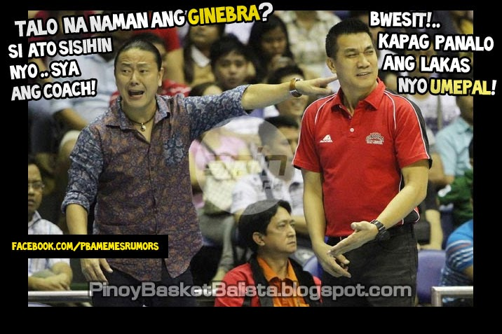 Funny Memes Tagalog 2013 : Barangay ginebra funny memes in commissioner cup 2014 pinoy
