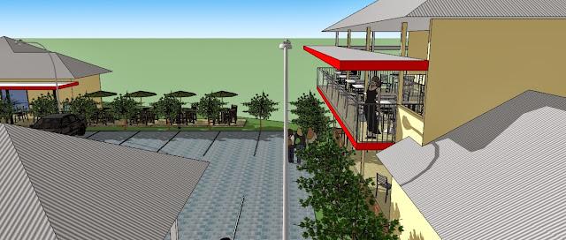 Cafe Perumahan