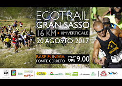 ECOTRAIL DEL GRANSASSO 20 AGOSTO 2017